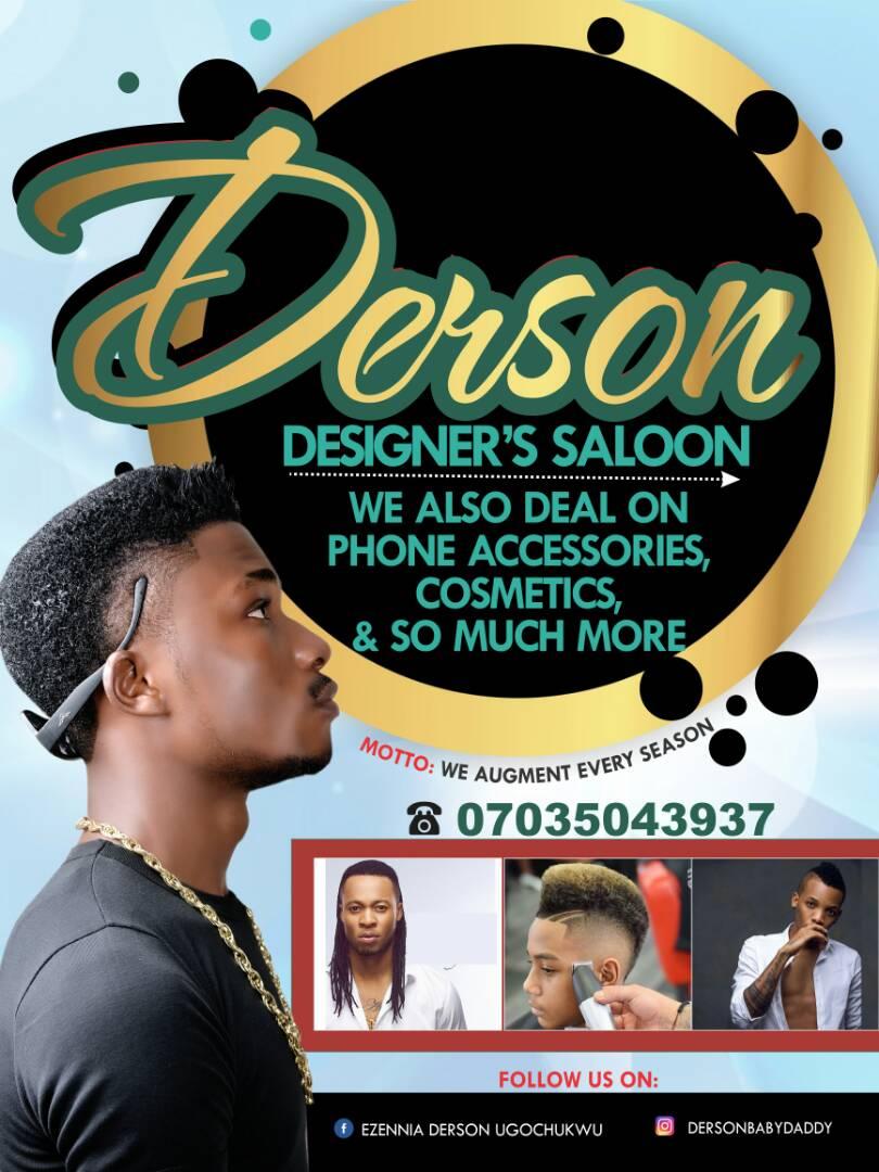 Derson Designer's saloon