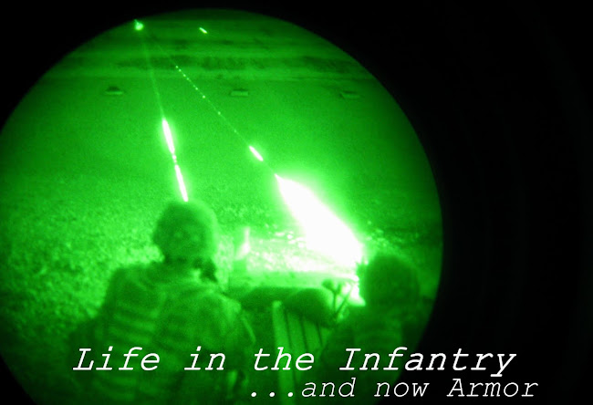 Life in the Infantry