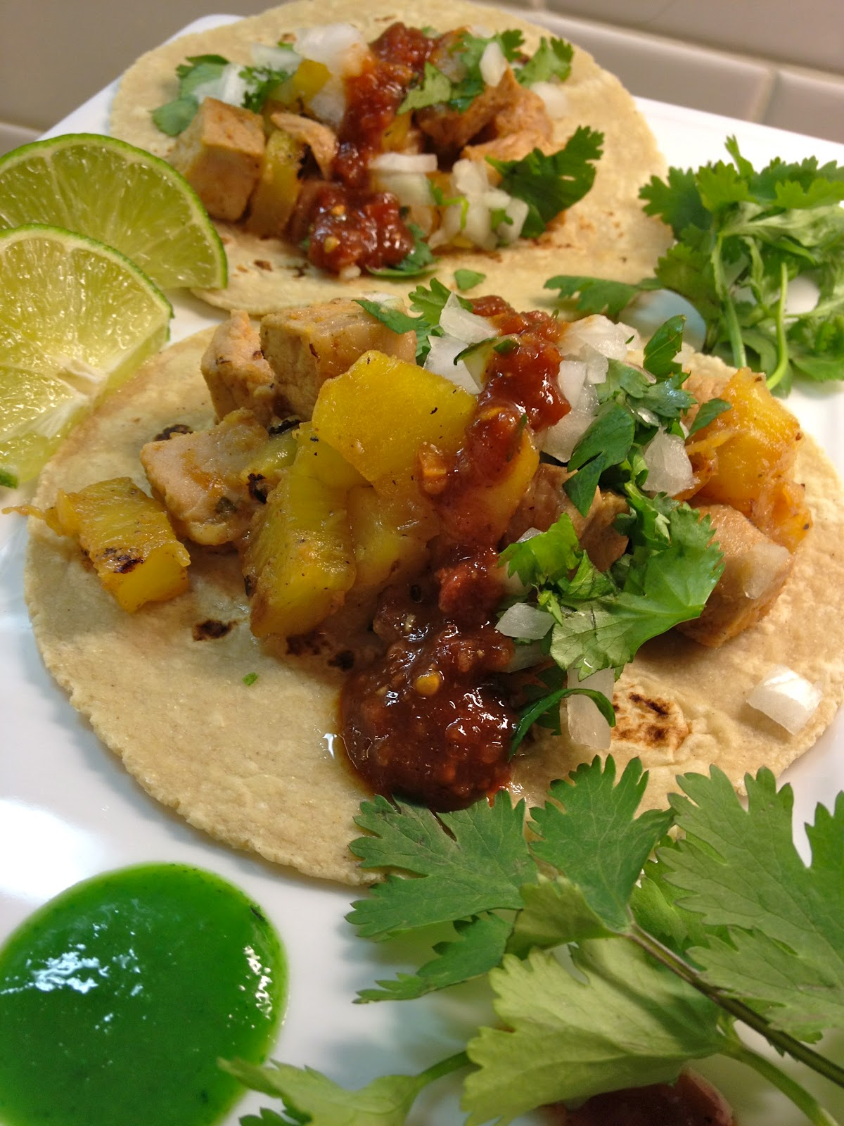 Tacos Al Pastor - King of the Tacos, Photo: NK
