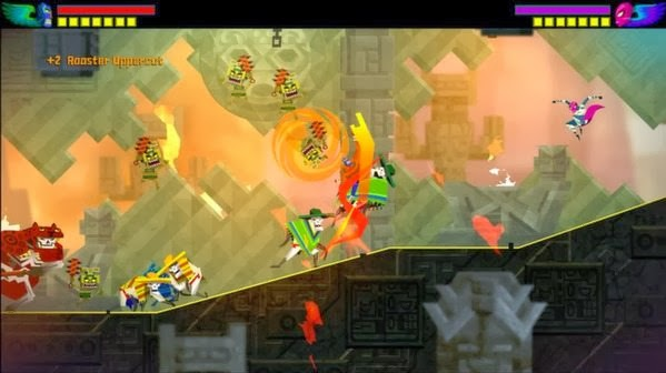Gameplay Guacamelee! Gold Edition PC