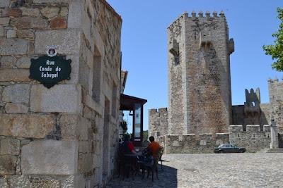 Casa do Castelo e Castelo