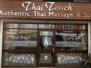 Thai Touch massage, Cardiff