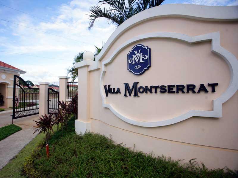 Taytay house and lot villa montserrat taytay for 8 salon taytay rizal