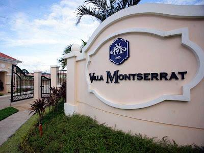 Villa Montserrat Taytay at Havila Perspective