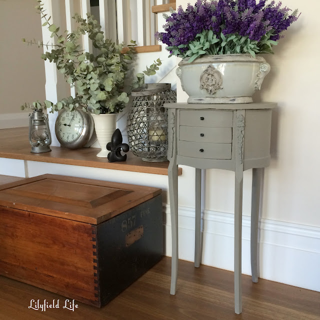 ASCP French Linen - Petite French Side Table. Lilyfield Life