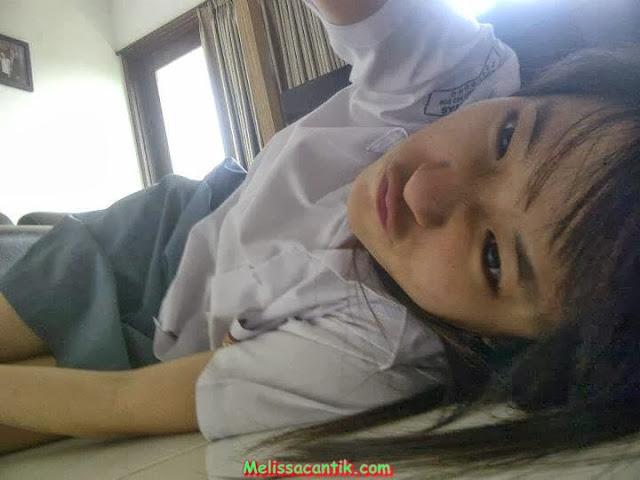 Foto Cewek Chinese Bandung Cantik Masih SMA