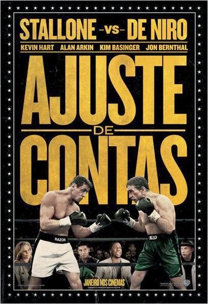"""Poster do filme """"Ajuste de Contas"""""""
