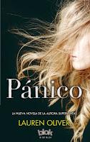 LIBRO - Pánico  Lauren Oliver (Ediciones B - 4 marzo 2015)  Literatura Juvenil | Edición papel & ebook kindle