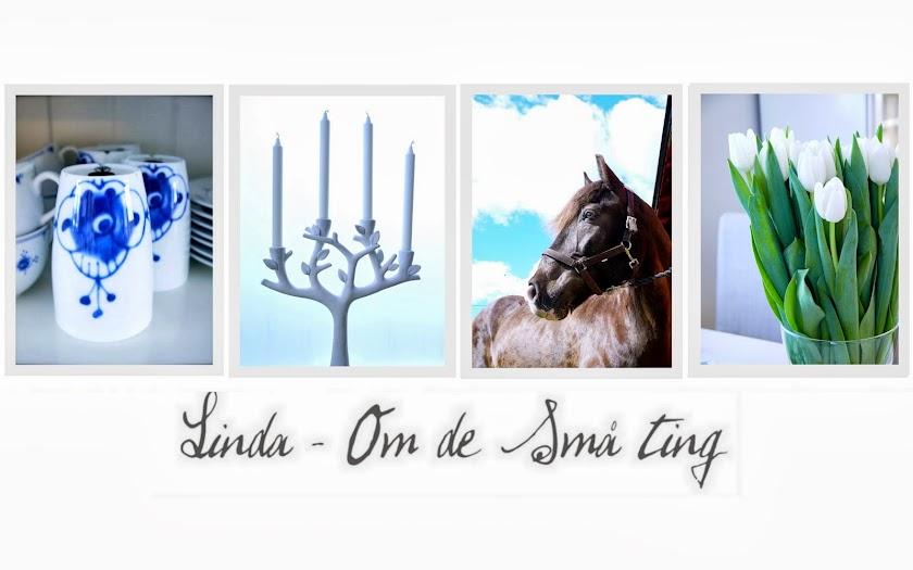 Linda - Om de Små ting