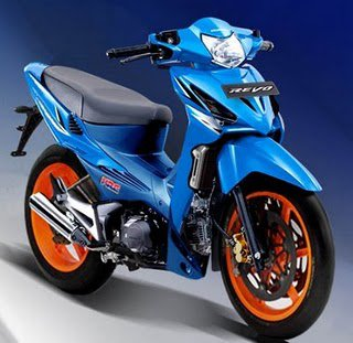 Honda Revo Extrem Modification Oto Contes