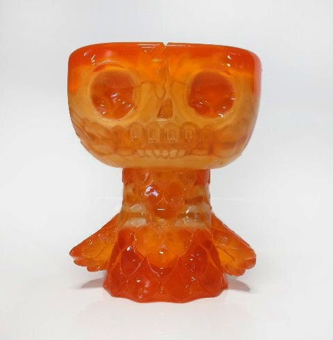 Infected Halloween Dokuwashi by Super7 x DKE Toys x Scott Wilkowski