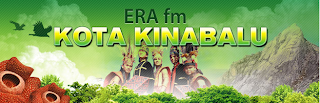 setcast|EraFM  Kota Kinabalu Online