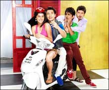 Chashme Baddoor Cast and Crew