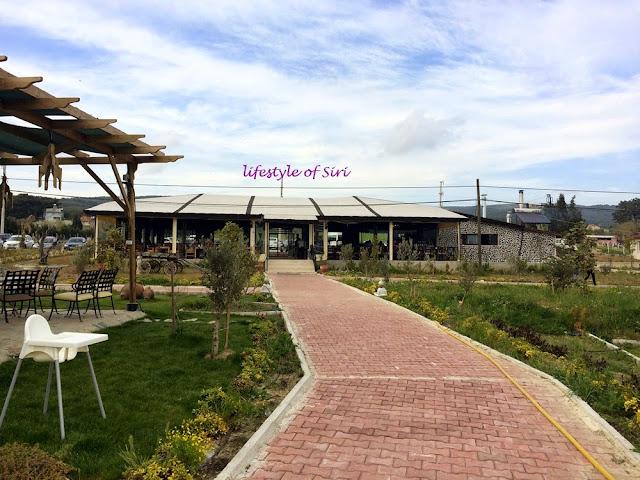Çiçekliköy- Dilek Bahçesi
