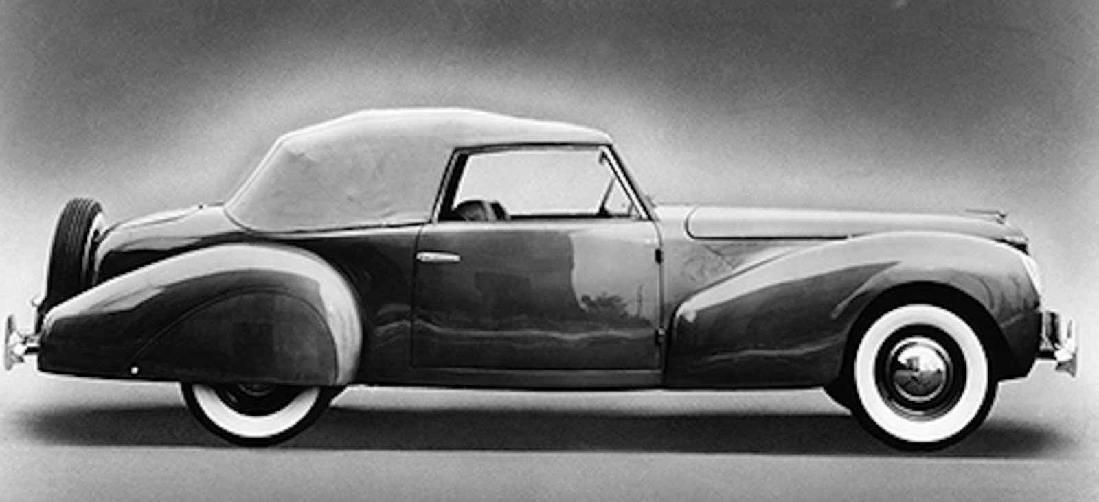 1939 Lincoln Zephyr Special ~