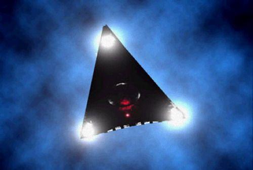 interpretación del supuesto OVNI visto en Illinois