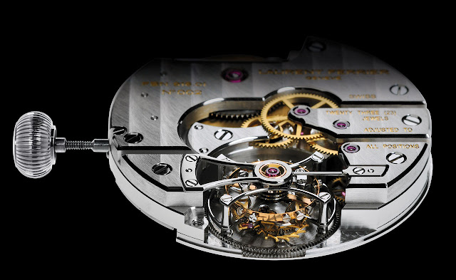 Laurent Ferrier Galet Classic Watch machine