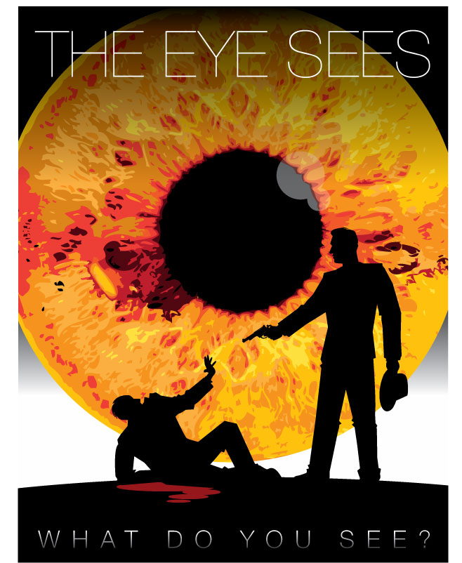 The Eye Sees