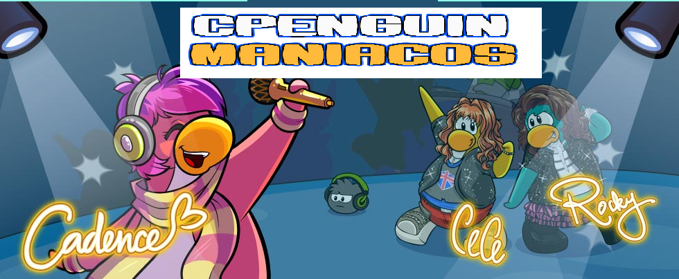 CPENGUIN MANIACOS