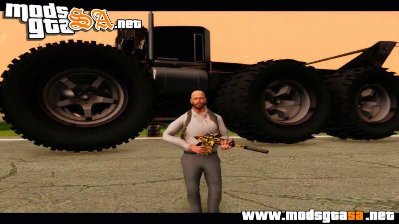 SA - Big Mosnter