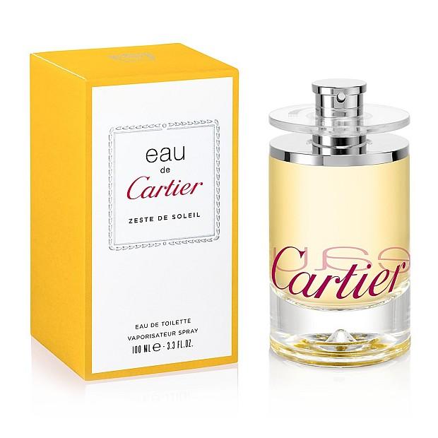 Cartier Eau de Cartier Zeste de Soleil