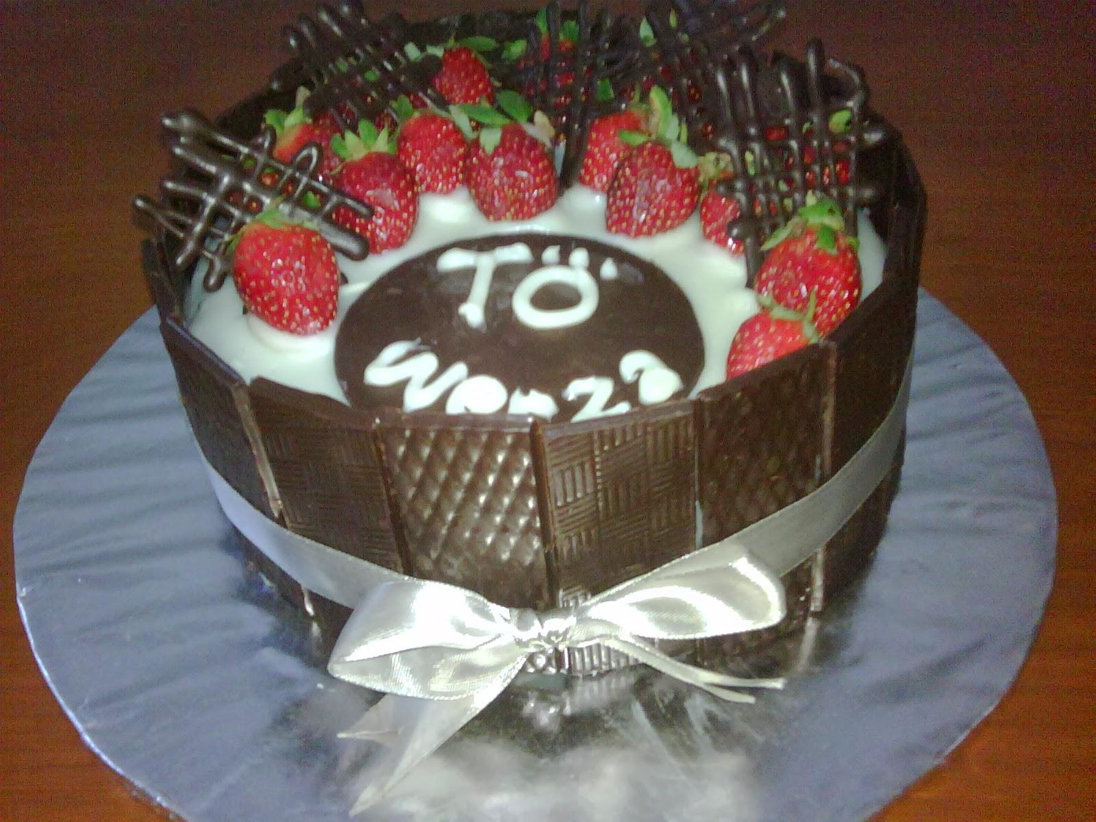 ULANG TAHUN CAKE ( Omay cake & cookies): KUE ULANG TAHUN UNIK UNTUK SI