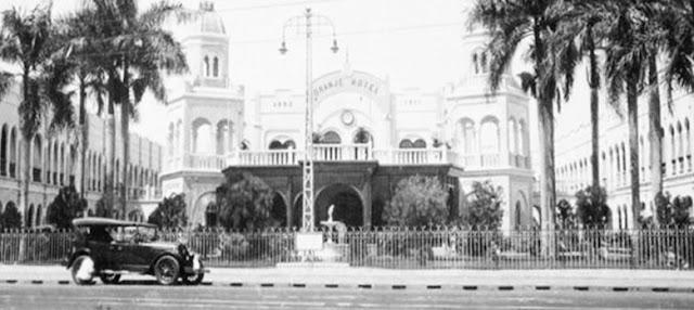 bangunan bersejarah-hotel oranje