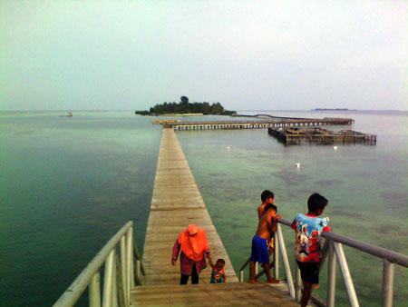 Pulau Tidung Alternatif Wisata Selain Puncak