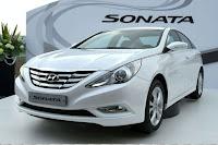 Harga Mobil Hyundai Sonata Bekas