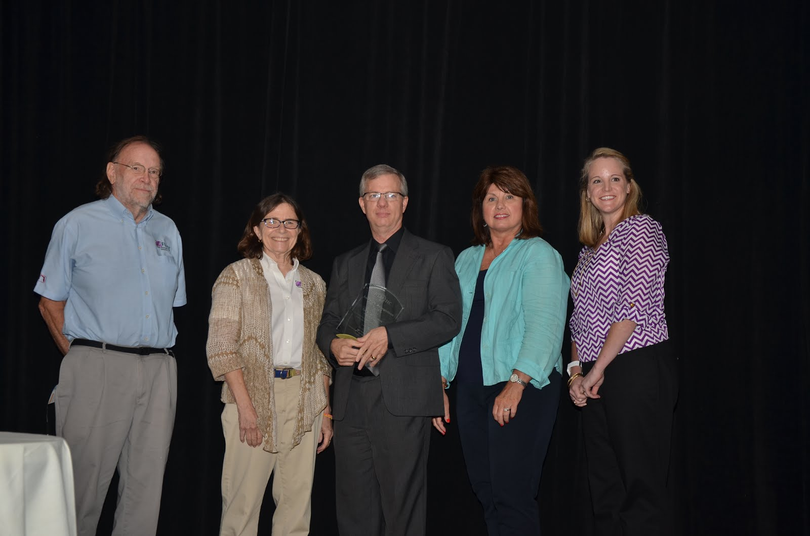 Congratulations to Terry Iverson for receiving the HI-TECH Industry Recognition Award