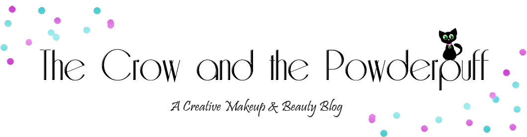 The Crow and the Powderpuff | A Creative Makeup & Beauty Blog