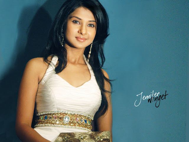 Jennifer Winget HD Wallpaper
