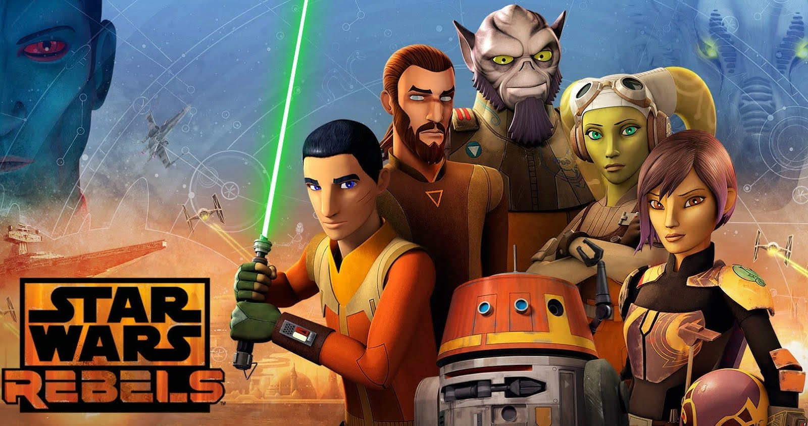 Star Wars Rebels: 4×11