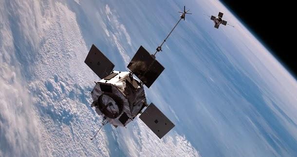 Os satélites ajudam-nos a ter uma visão mais integral e correta da Terra