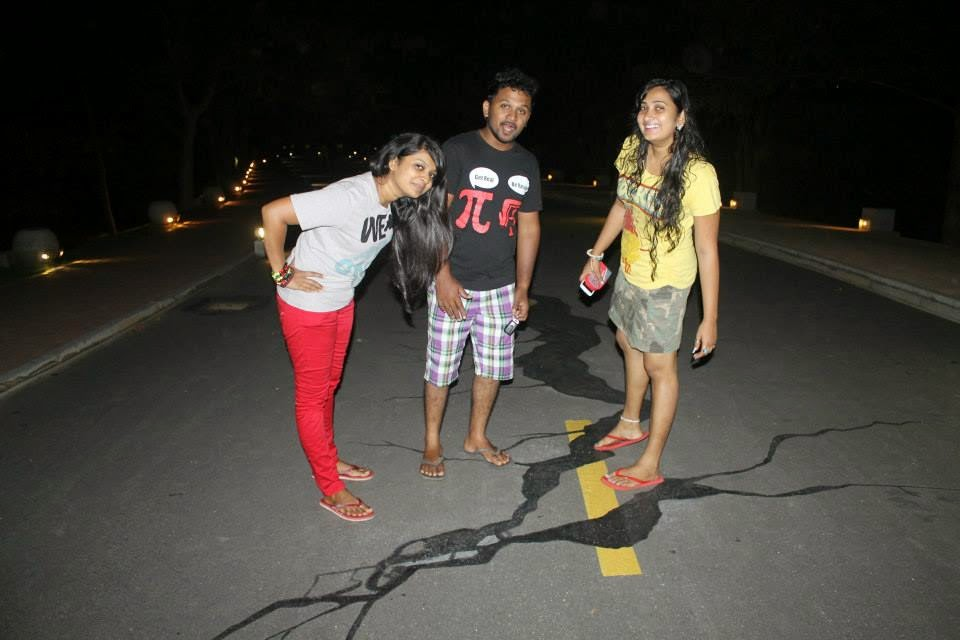 madhu nithyani night fun