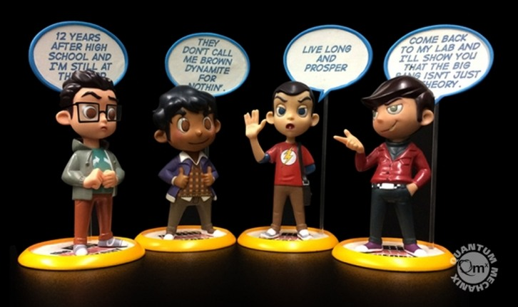 The Big Bang Theory - Comic-Con 2014 SDCC - Toy Exclusives
