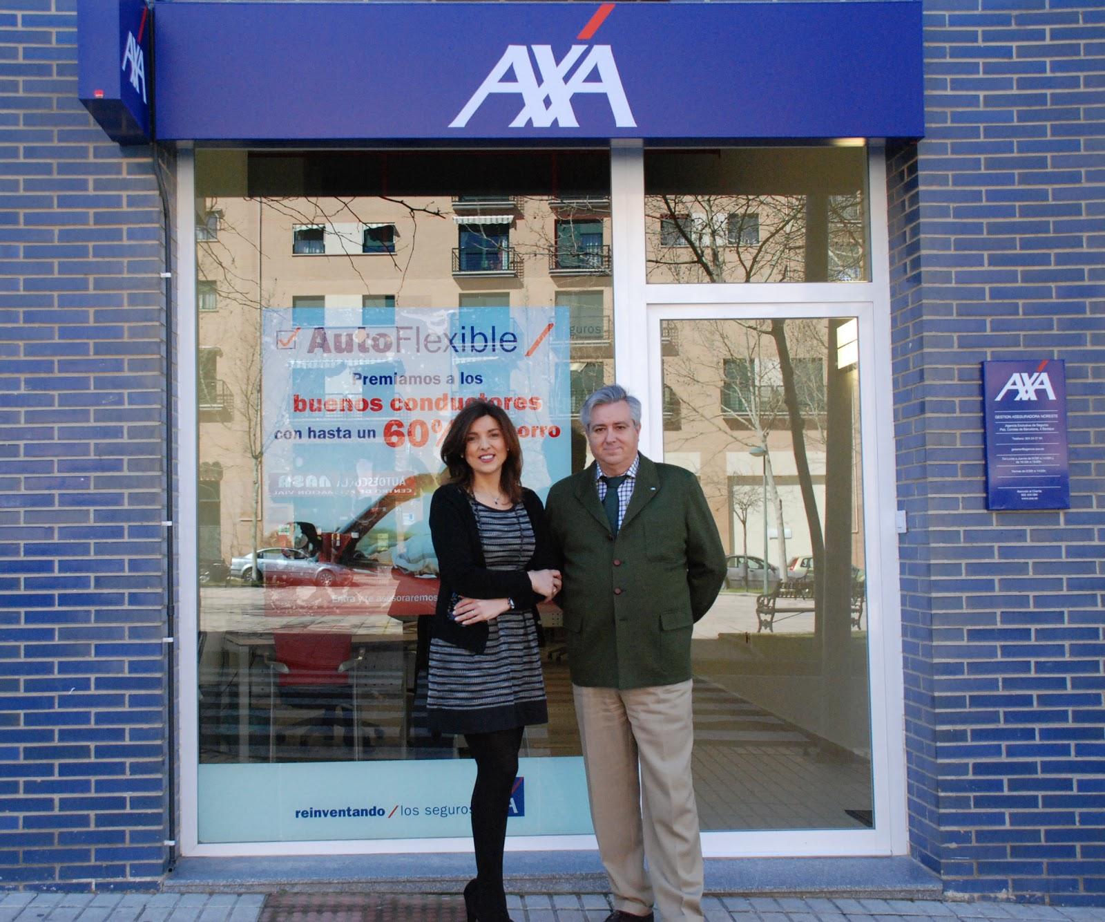 Axa refuerza su apuesta por extremadura con una nueva for Axa seguros sevilla oficinas