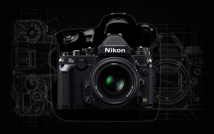 2013-11-27 Nikon Df  Silver