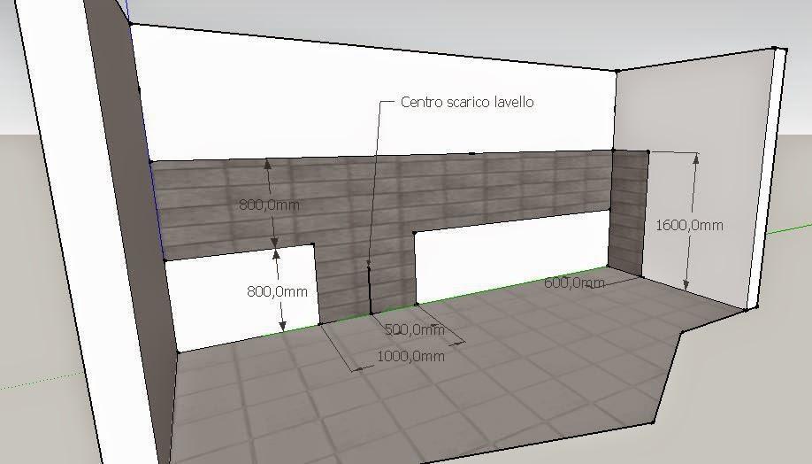 DIRE fare ARREDARE: Come predisporre i rivestimenti a muro.