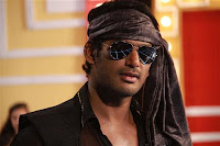 Actor Vishal cute in Madha Gaja Raja Song