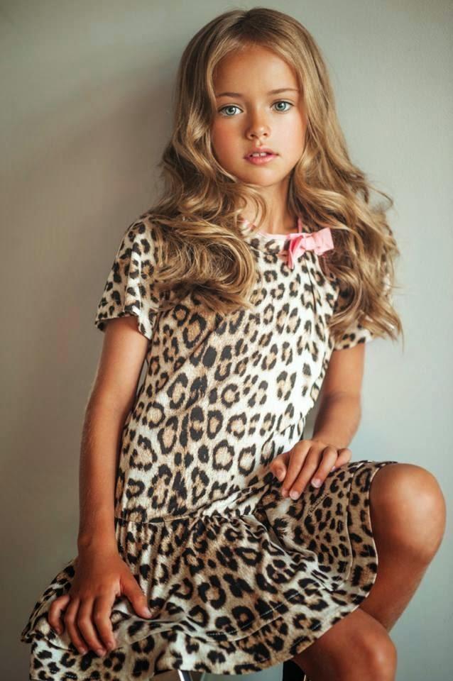 kids modeling: