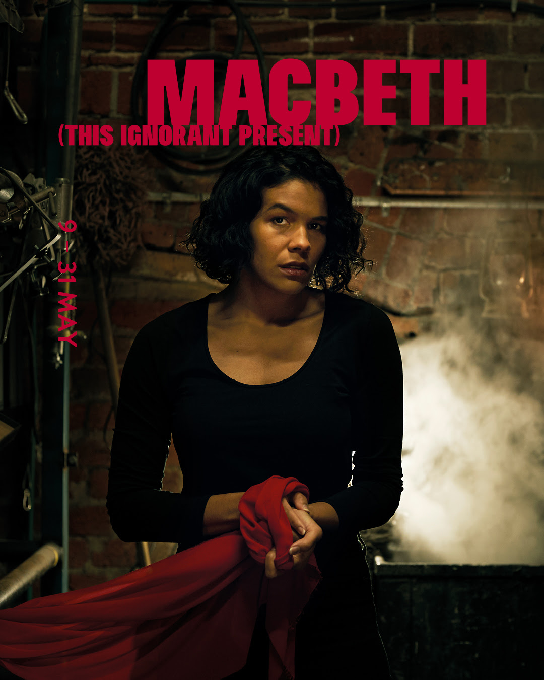 MACBETH (THIS IGNORANT PRESENT) - Dangerous and adrenaline-fuelling