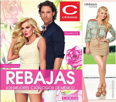 Catalogo de Rebajas Cklass junio 2015