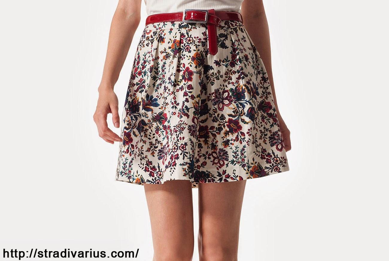 Falda/Skirt STRADIVARIUS