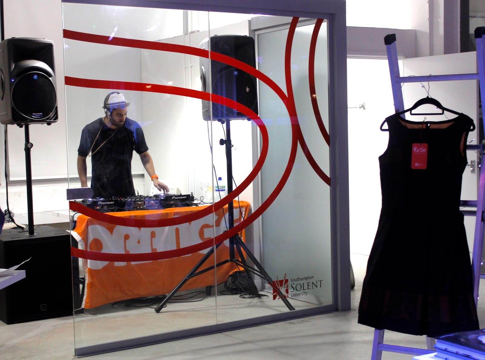 Orange Rooms, Southampton DJ