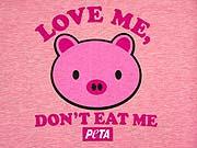Me ame...Não me coma