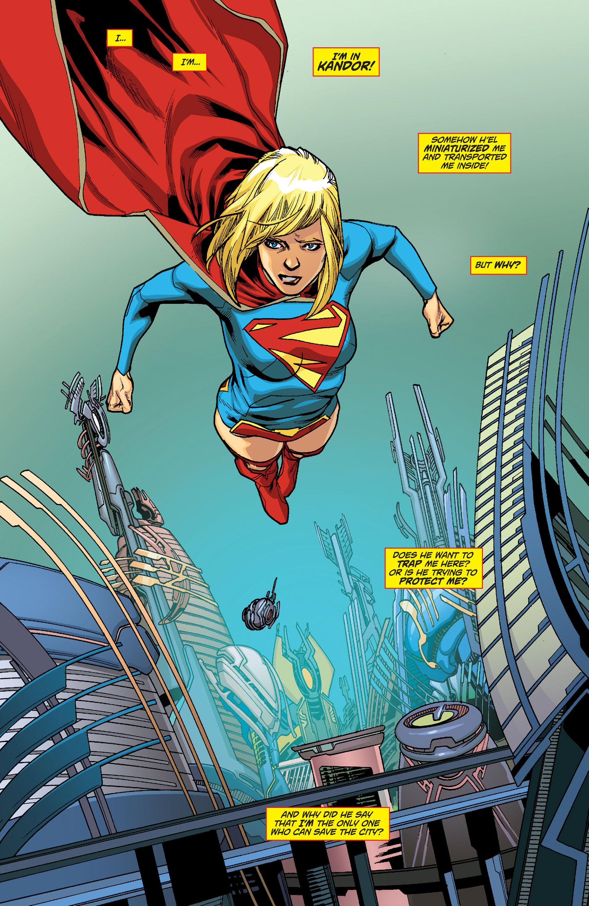 Supergirl (2011) Issue #15 #17 - English 10
