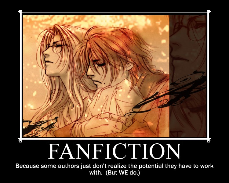 Fanfiction Unleash Your Imagination http://booksbytheircover.blogspot.com/2012/01/rant-fanfiction.html