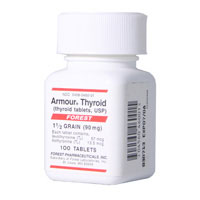thyroid dosage