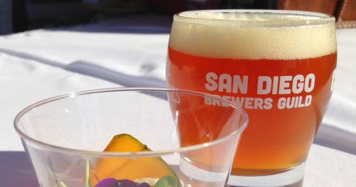 Sandiegoville recap chef celebration and the san diego for Craft beer guild san diego